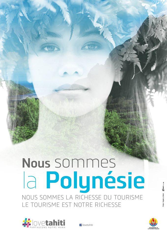 Nous sommes la Polynésie
