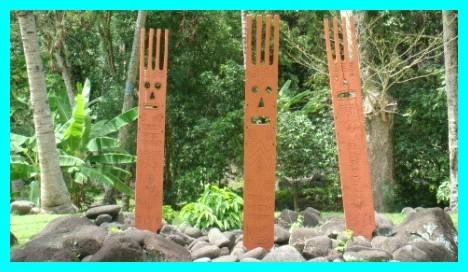 Tour de l'île de Tahiti du Marae Arahurahu (Paea) au musée de tahiti et ses îles (Punaauia), Suite...