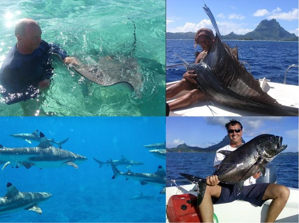 Offre découverte de Tahiti et Bora Bora