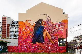 Concours de Graffiti à Tahiti !