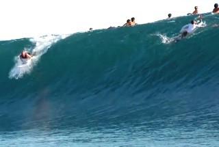 Les vagues de Teahupo'o en vidéo