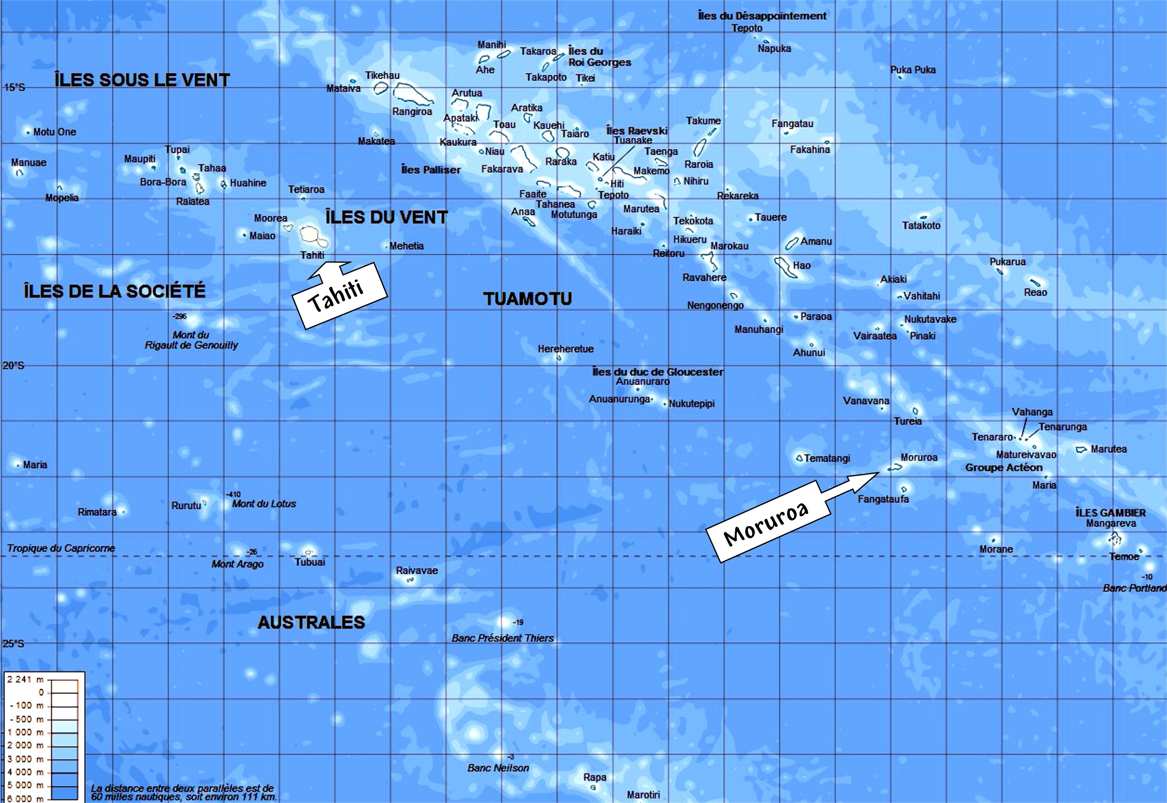 La Polynésie vue par France Info