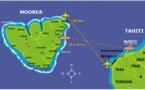 Comment aller de Tahiti vers Moorea.