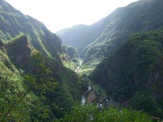 Vallée de la Punaru'u