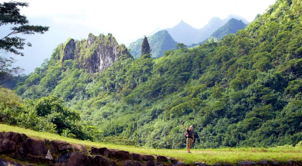 Vallée de la Papenoo