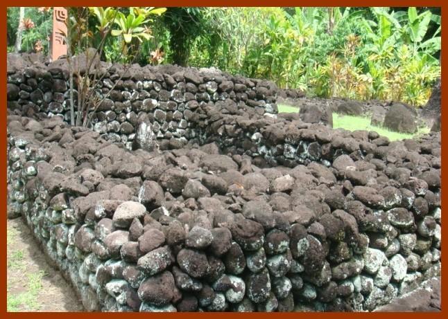 Le tour de l'île de Tahiti de Papeete au Marae de Arahurahu côte ouest