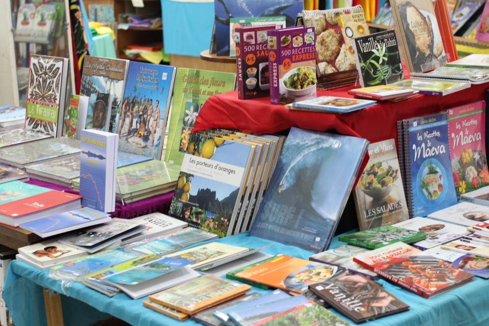 livres et légendes de Tahiti pour les grands...
