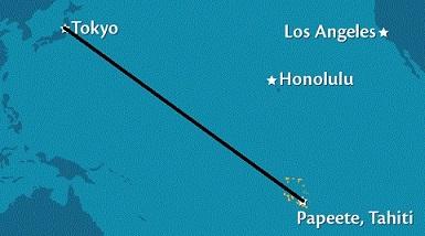 Les compagnies aériennes qui desservent Tahiti et ses îles